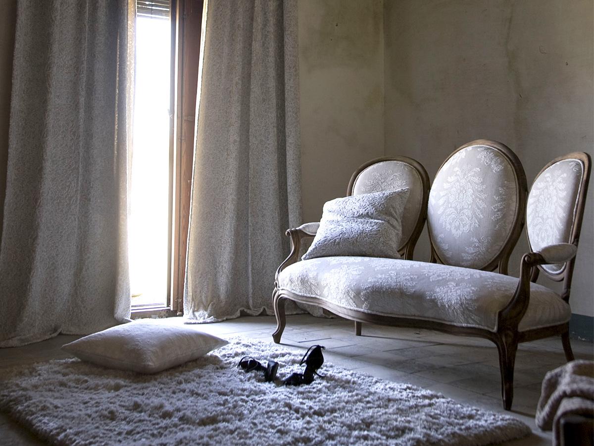 Empresa de tejidos, tela, yute, lino