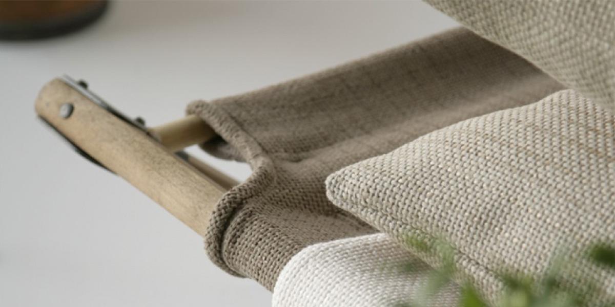 Roiano; Tejidos para tapicería